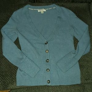 BANANA REPUBLIC cashmere/wool cardigan. Size M